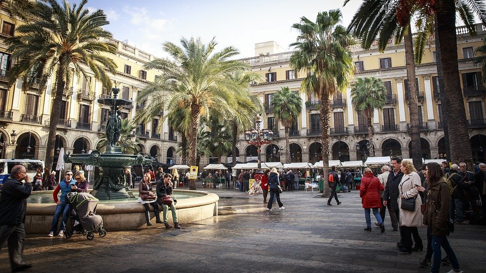 Places to see in Barcelona