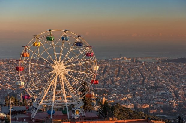 Places to see in Barcelona - Tibidabo