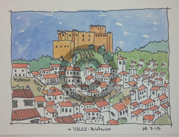 John Bladen art - Velez-Blanco
