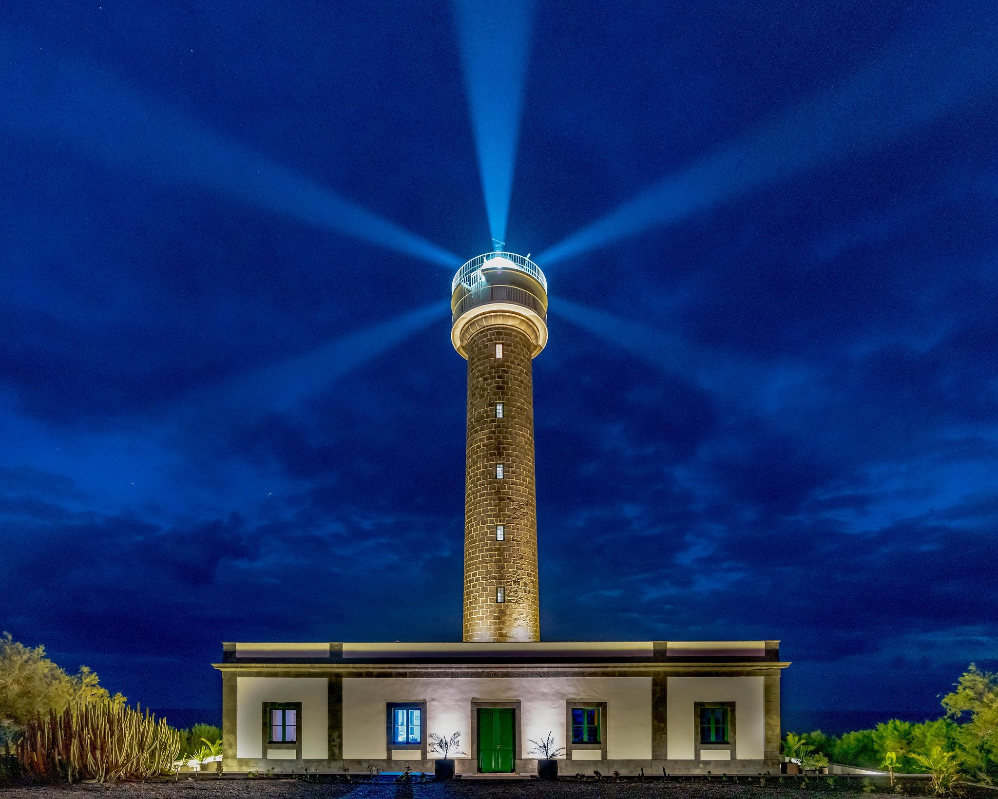 The Canaries' first luxury lighthouse hotel