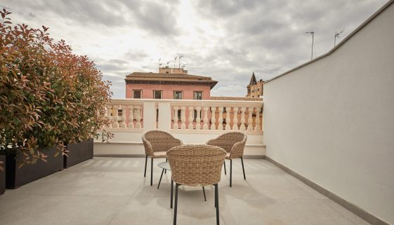 Central Palma sees new contemporary hotel open in renovated historic building