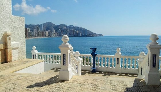 Outdoor activities and things to do in Benidorm