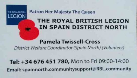 Royal British Legion Spain North