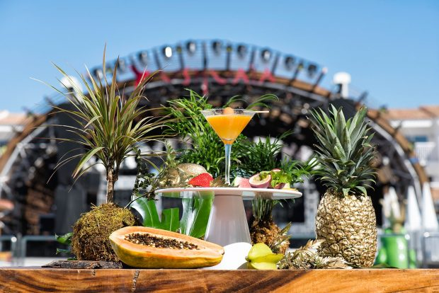 Ushuaïa Ibiza Beach Hotel adds new vegan menu