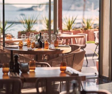 New Levantine restaurant at Mikasa, Ibiza