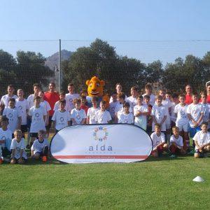 Sports aces to support La Manga Club charity week