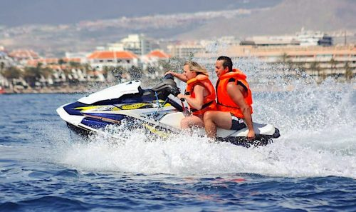Jet Ski Excursions in Tenerife
