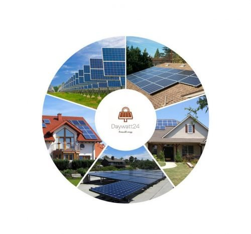 Daywatt sitemas solares SA