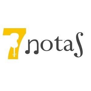 7 Notas Escuela de Musica