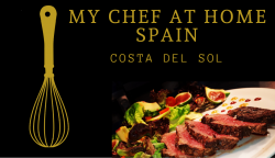 My chef at home Spain private chef and catering company Costa del Sol