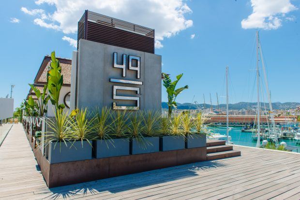 49 Steps Skybar - 8 of the best rooftop bars in Palma de Mallorca this spring