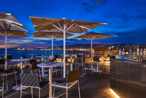 8 of the best rooftop bars in Palma de Mallorca this spring