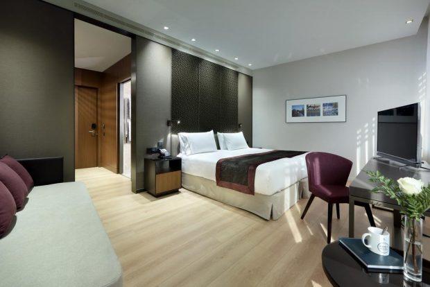 Eurostars Torre Sevilla | 7 romantic hotels in Spain for Valentines Day