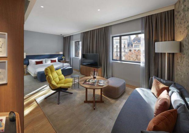 Mandarin Oriental Barcelona | 7 romantic hotels in Spain for Valentines Day