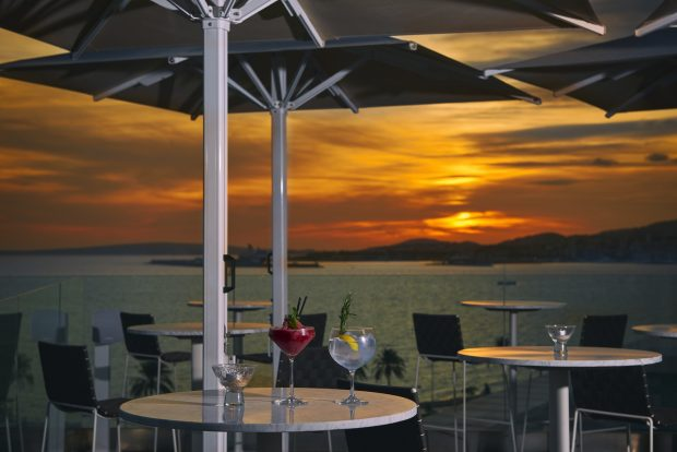 8 of the best rooftop bars in Palma de Mallorca this spring - Meliá Palma Bay