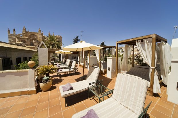 8 of the best rooftop bars in Palma de Mallorca this spring - Ca Sa Galesa Terrace