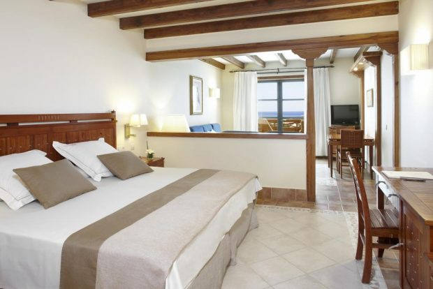 Princesa Yaiza | Playa Blanca, Lanzarote | 7 romantic hotels in Spain for Valentines Day