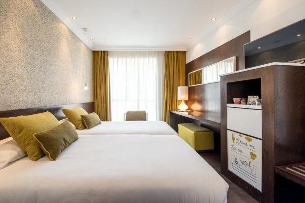 Vincci Centrum | Madrid | 7 romantic hotels in Spain for Valentines Day