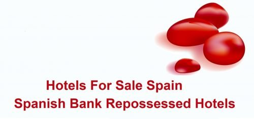 Hotels For Sale Spain
