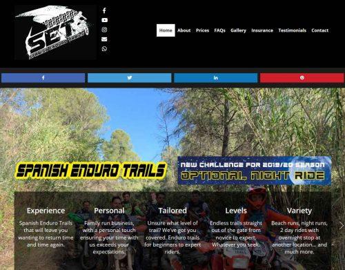 Spanish Enduro Trails