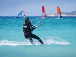 Kitesurfing courses in Tarifa