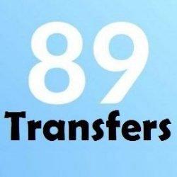 89 Transfers