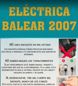 Eléctrica Balear 2007