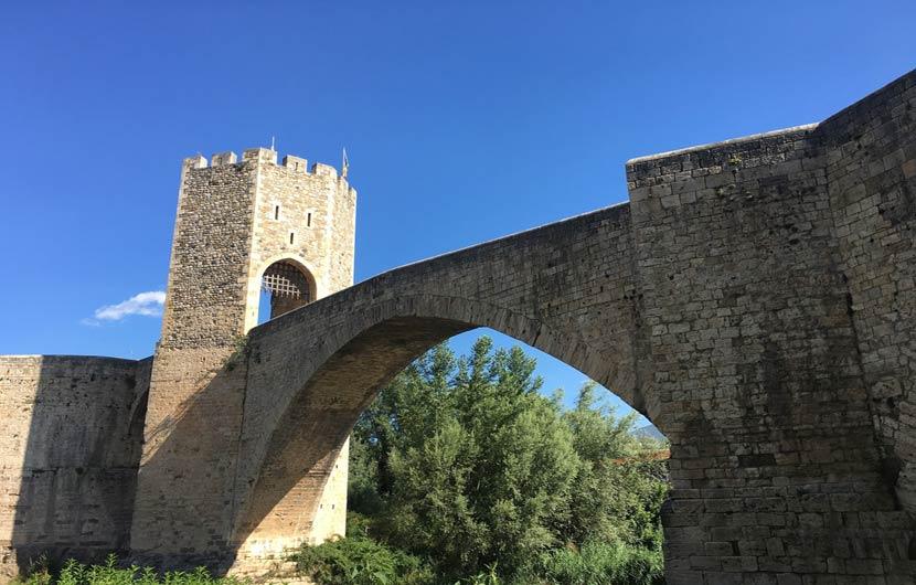 Roman Medieval Bridge