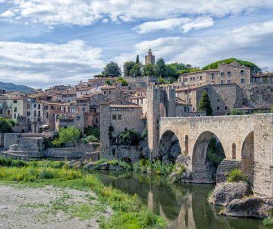 Besalú - A Medieval Treasure In The Heart of Catalonia