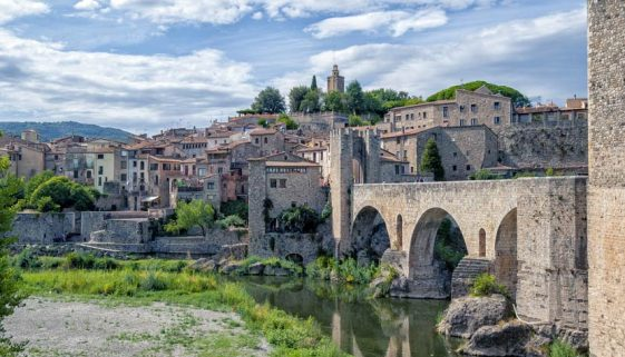 Besalú - A Medieval Treasure In The Heart of Catalonia
