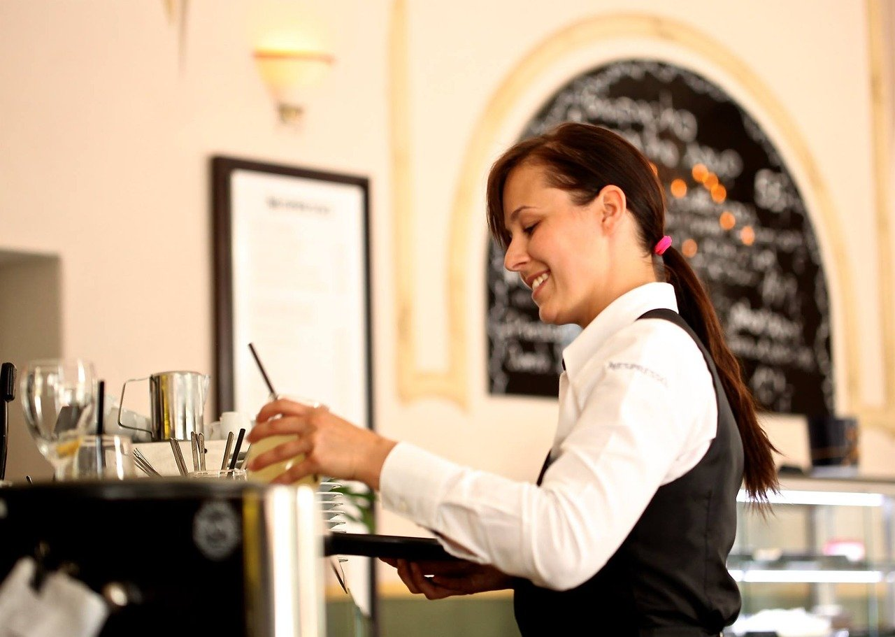 Jobs for foreigners in Spain - hospitality