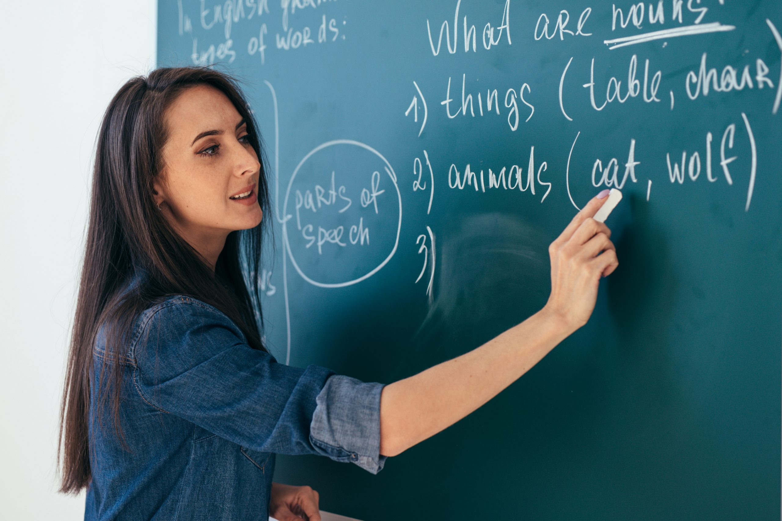 Jobs for foreigners in Spain - English tutoring