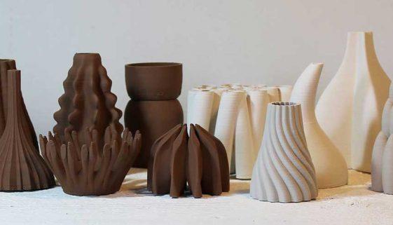 Manel Caro's ceramics