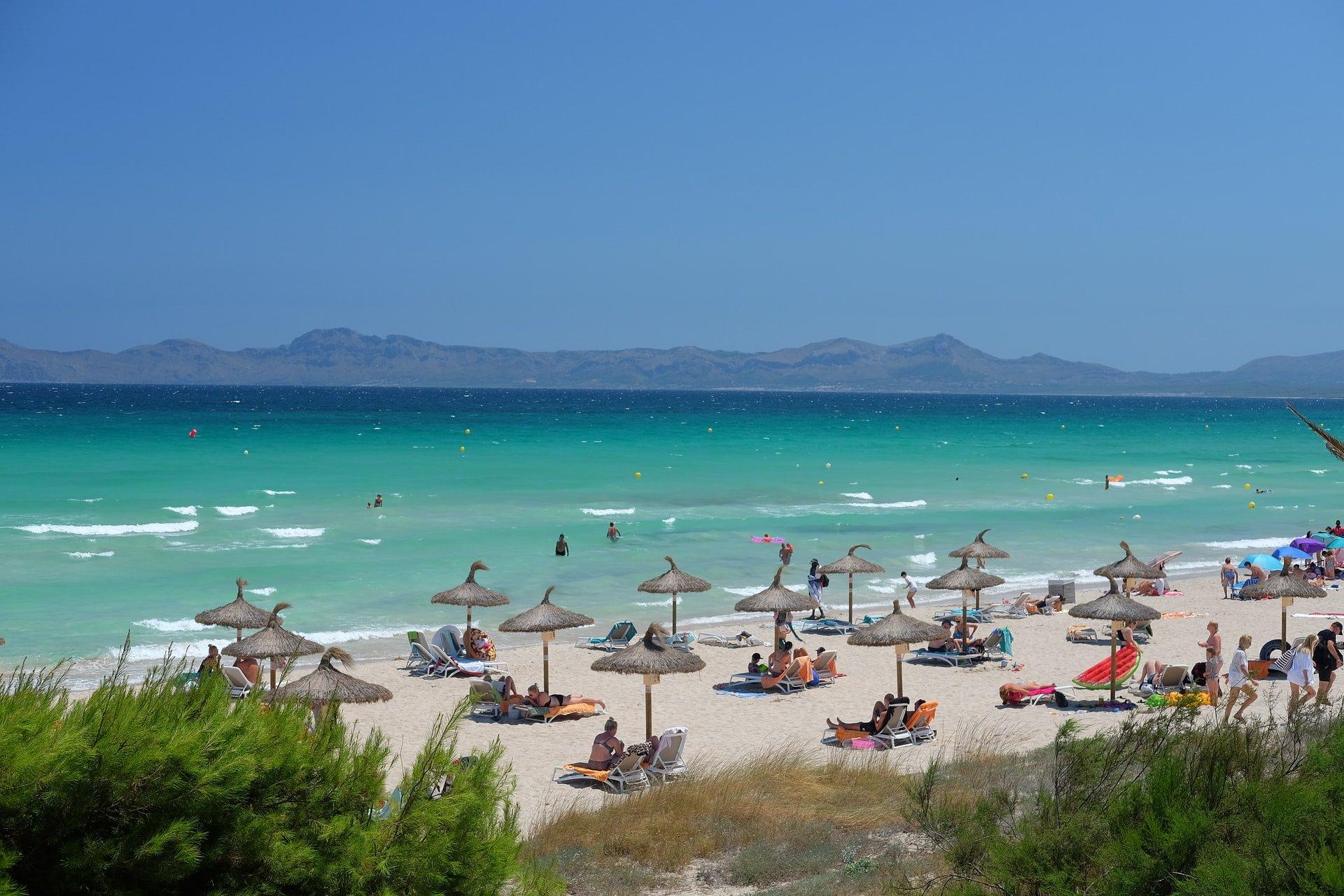 The best beach resorts in Mallorca