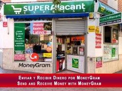 MoneyGram (Super Alacant Express)