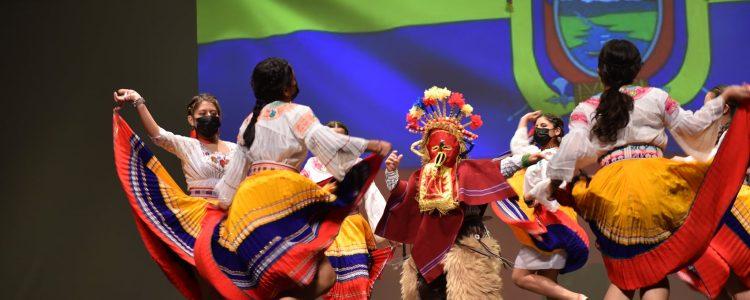 Gala Hispanidad Huércal-Overa