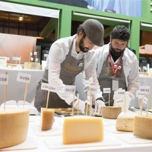 Salon de Gourmets showcases 90 of Spain's best cheeses